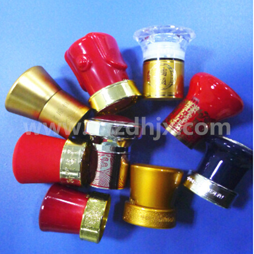 Fully Automatic Assembly Machine for Six Parts Plastic Liquor Cap