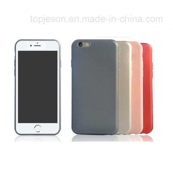 Wholesale Price Ultra Thin Oil Paint TPU Case for iPhone 6/6s
