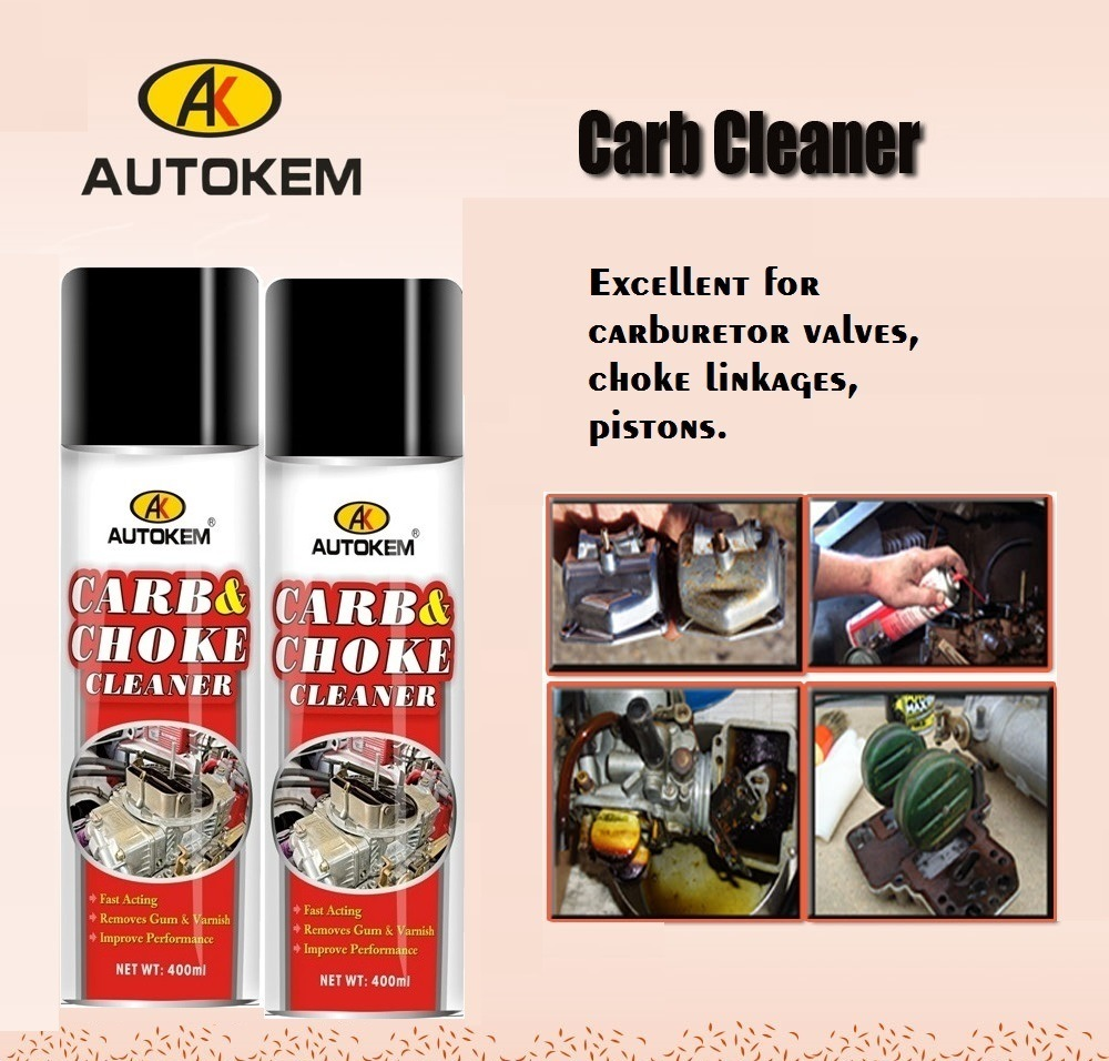 Carburetor&Choke Cleaner / Carburetor Cleaner Spray