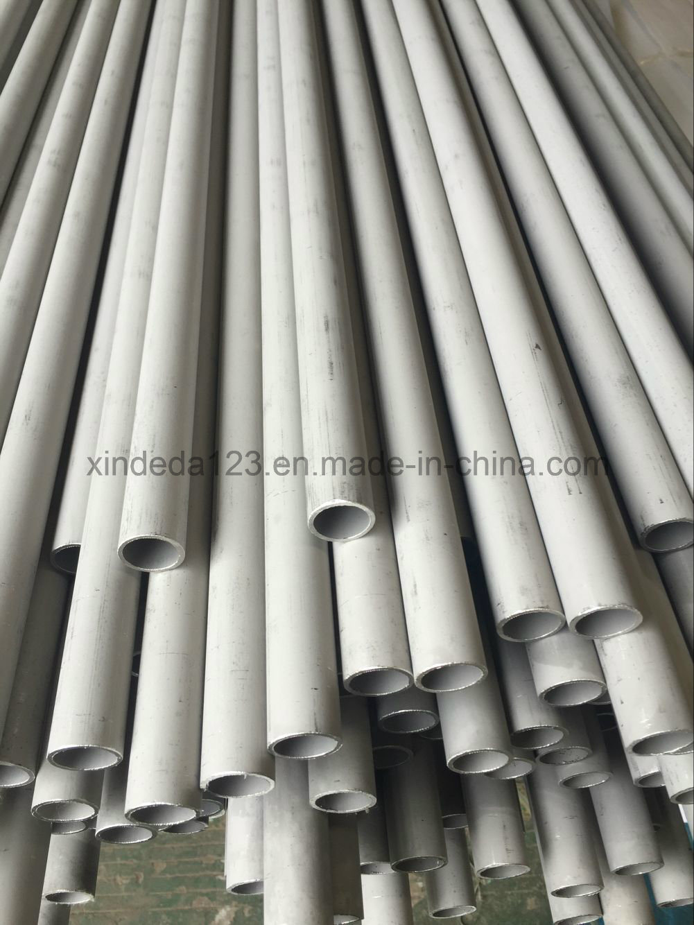 Stainless Steel Seamless Hydraulic Tube and Pipe