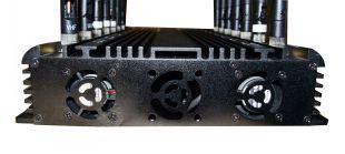 14 Bands Jammer GSM/3G/4G Cellphone, GPS, WiFi, Lojack, 433MHz, 315MHz Signal Jammer; Built-in 5 Cooling Fan 14 Antenna Signal Jammer/Blocker