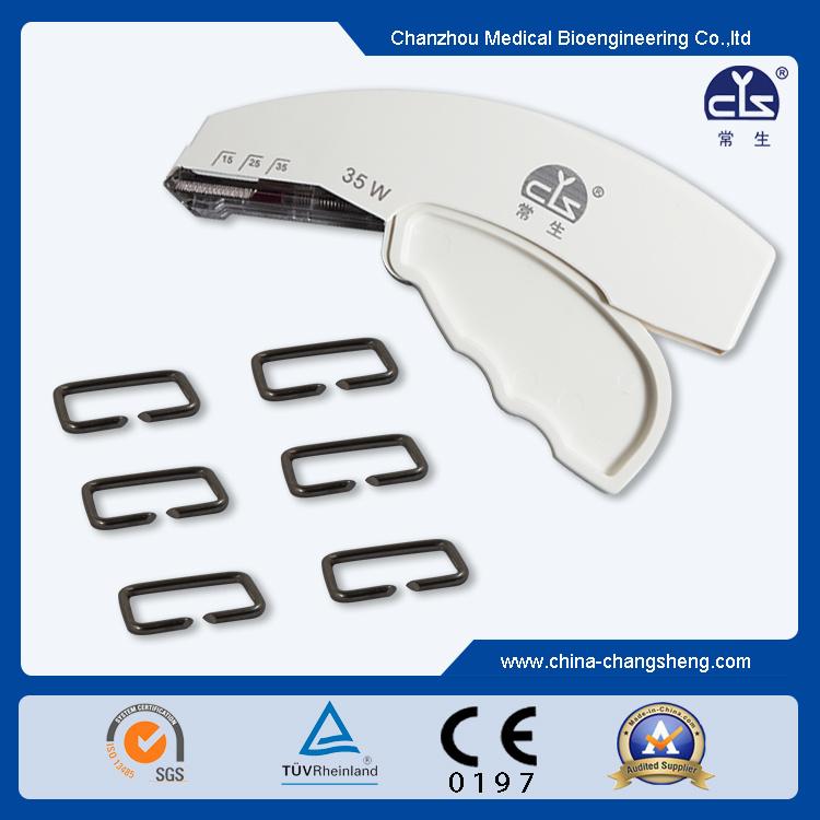 Eo Sterilized Disposable Skin Stapler (CE marked)