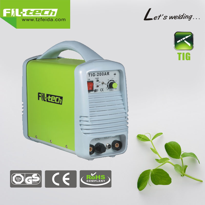 Advanced Mosfet Inverter TIG/MMA Welder (TIG-160AR/180AR/200AR)