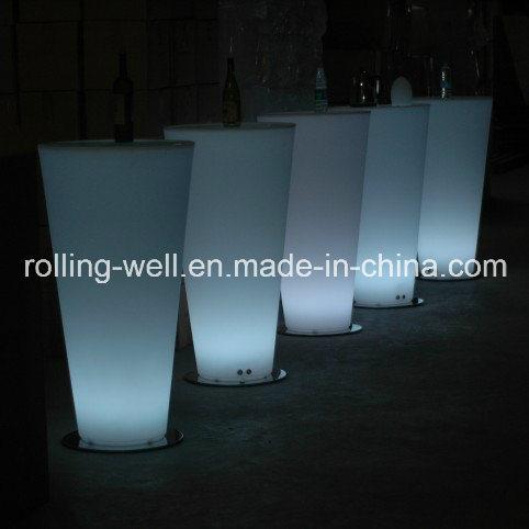 led lighted bar tables 1