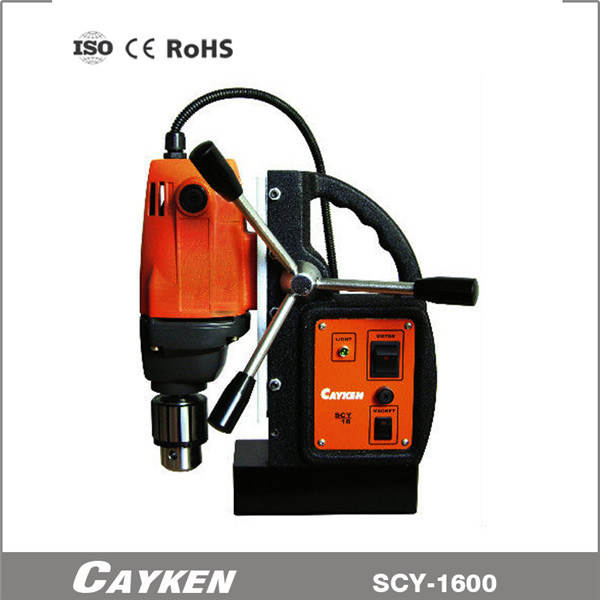 Scy-1600 Multi-Functional Magnetic Drill, Electric Drill