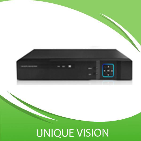 5-in-1 DVR Support HD-Tvi HD-Cvi Ahd Analog IP Cameras