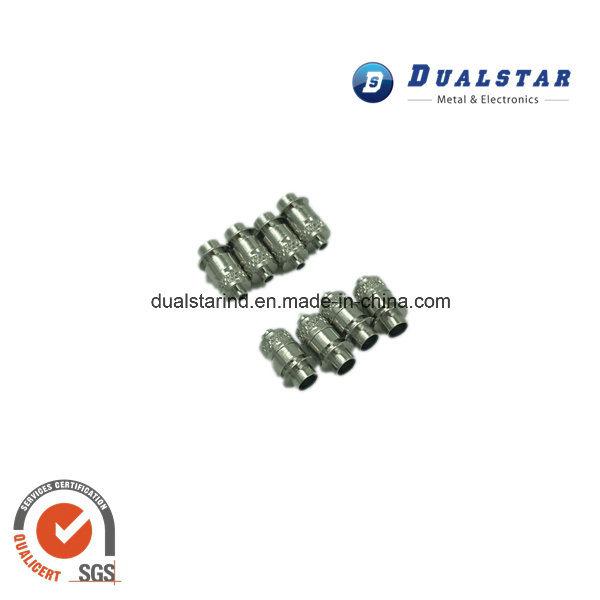 Customized Aluminum Auto CNC Machining Parts Motor Spare Parts