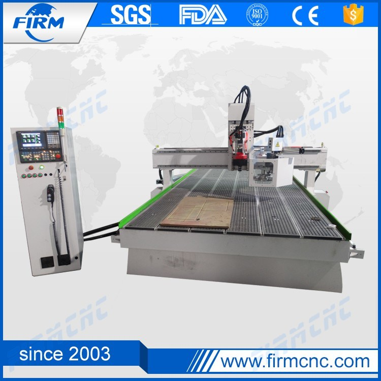 China FM1325c Atc Wood Carving Engraving Woodworking CNC Router