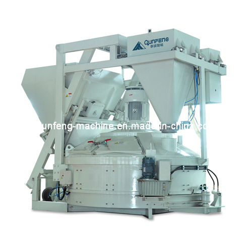 Planetary Concrete Mixer, with Special Faster Mixing Speed