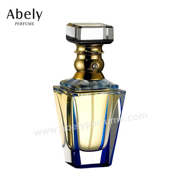Factory 100ml OEM Crystal Glass Perfume Bottle (ABB139-100)