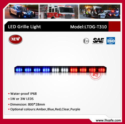 New Ten LED Modules Warning Traffic Advisor (LTDG-T310)