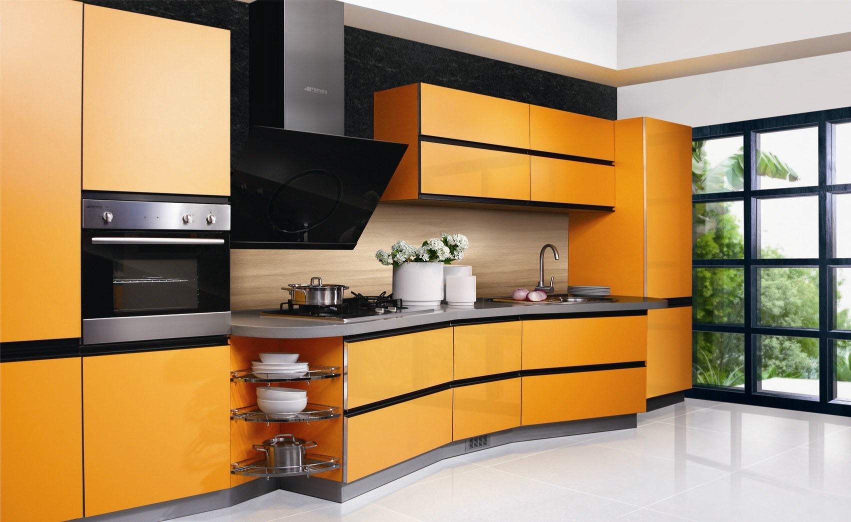 Kitchen Cabinets Made Simple China Hot Sale Small Kitchen Simple Design Kitchen Cabinet Photos