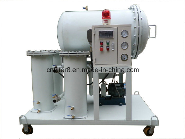 No Heater Required Light Fuel Oil Purification Equipment (TYB-20)