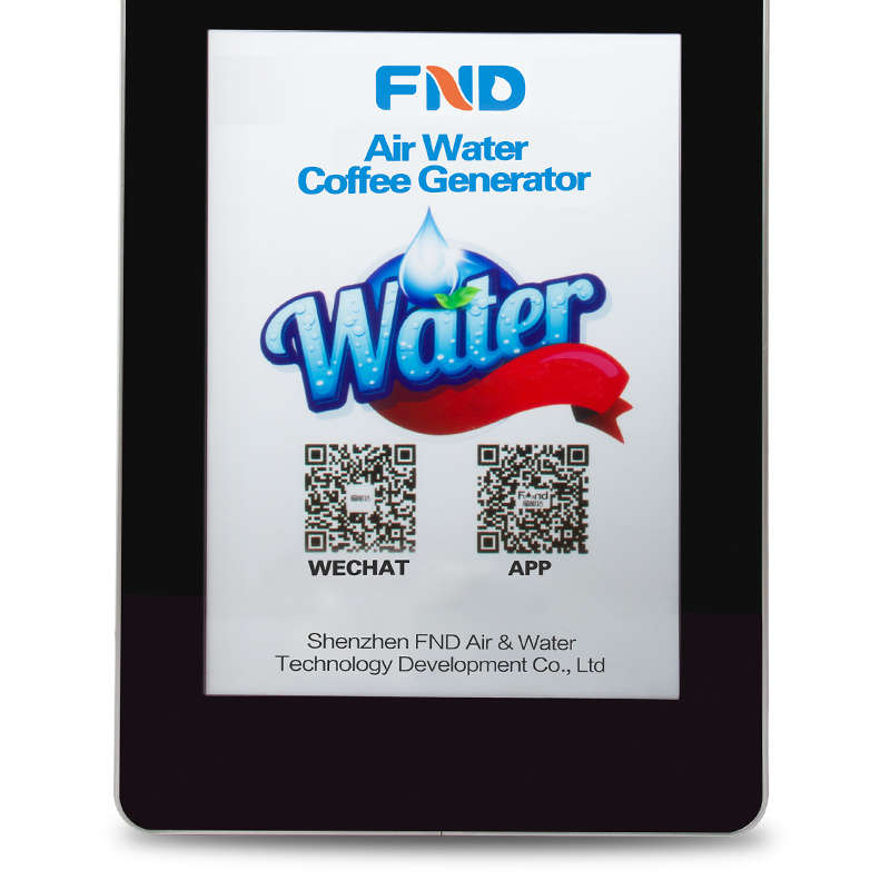 Atmospheric Water Coffee Machine Electrical Appliance
