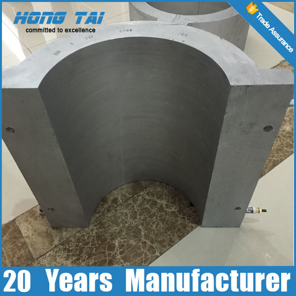 Water-Cooled Electric Cast Aluminum Heater