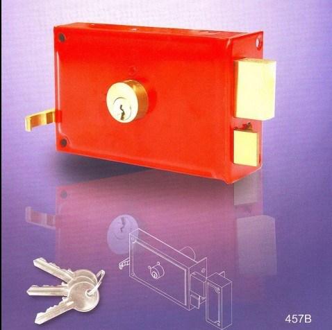 Cylinder Rim Brass Door Lock Interior Cylinder