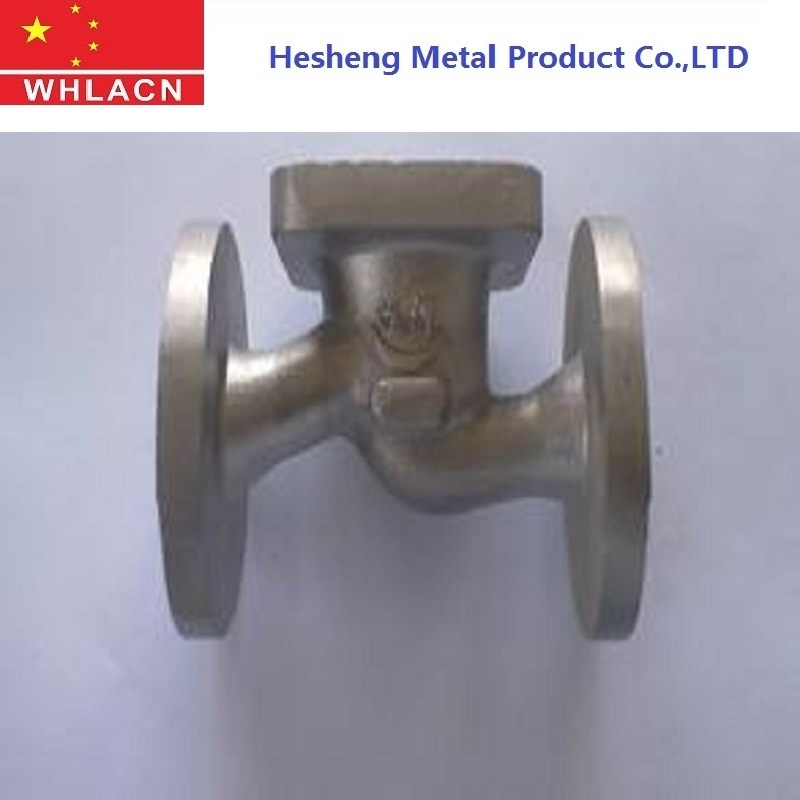 Stainless Steel Precision Investment Casting Valve Casting