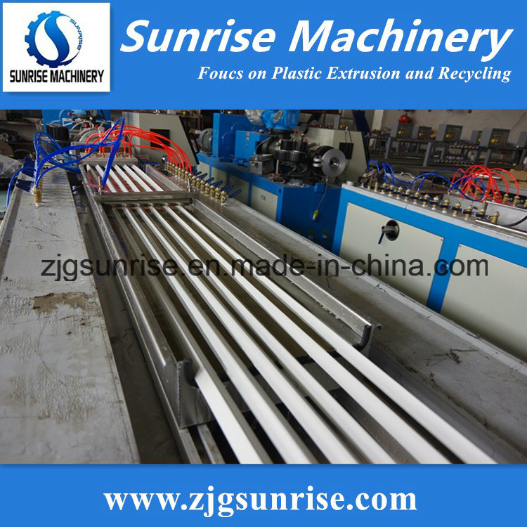 Plastic PVC Profile Corner Bead Extrusion Making Machine