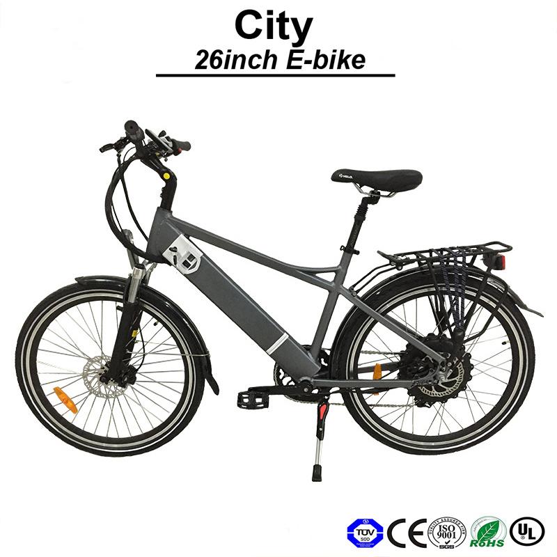 36V 10.4ah Samsung Panasonic Lithium Battery Electric Bike City E-Bicycle