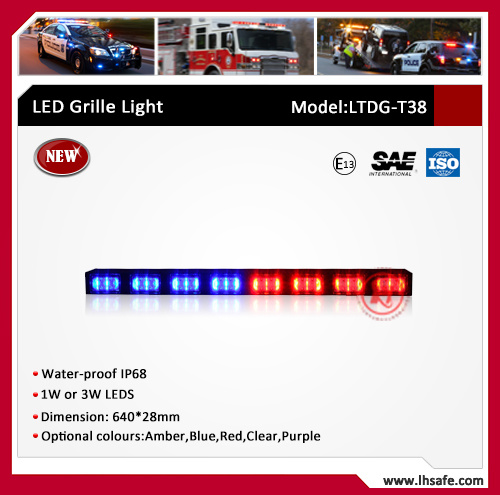 Super LED Traffic Advisor (LTDG-T34)