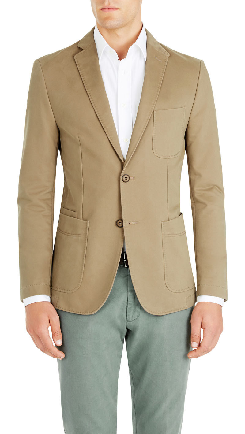 Slim Fit Casual Coat fashion Blazer for Men