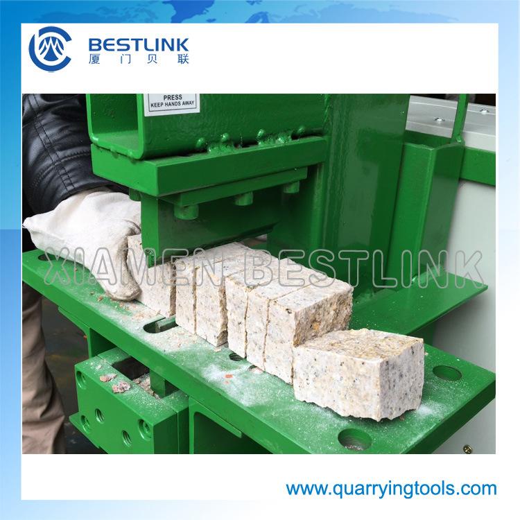 Mosaic Stone Splitting Machine for Making Wall Cladding Veneer