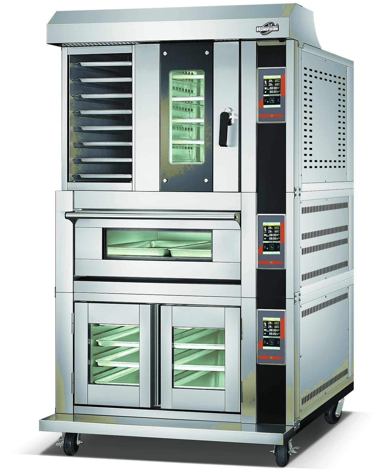 Steam Oven/Dough Proofer/Hot Air Convection Oven
