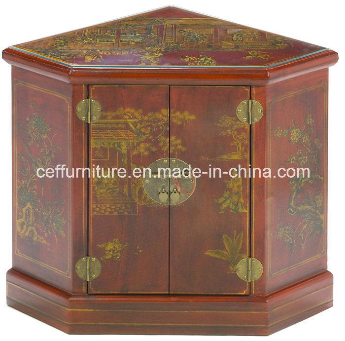 China Classical Customized Oriental Home Corner TV Cabinet ...