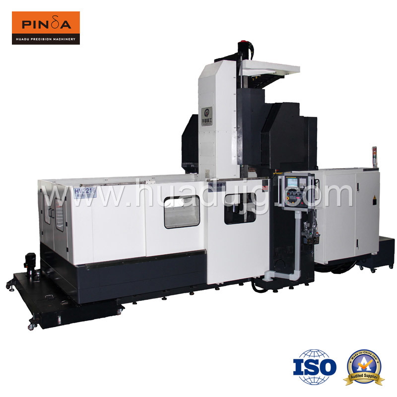 Integral Gantry Vertical CNC Machining Center Hv3220