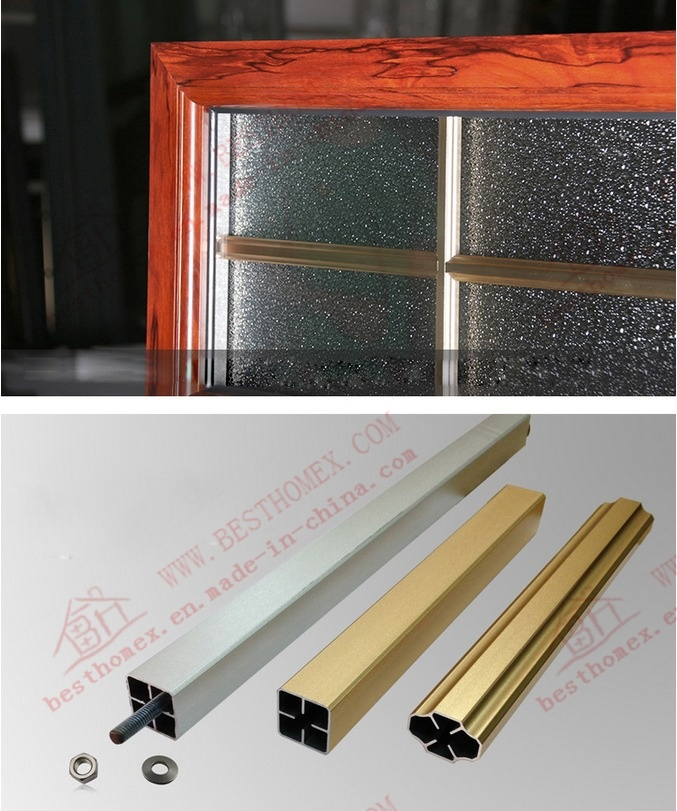 American Quality Aluminum Casement Window (BHA-CW43)