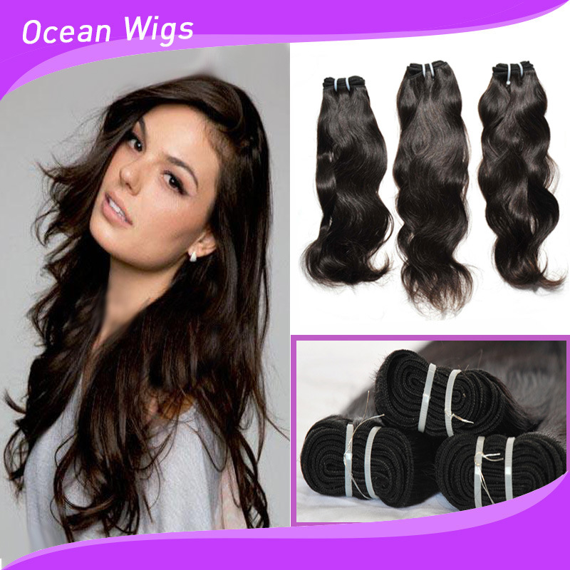 Best Quality Natural Wave Virgin Human Hair (W-065)