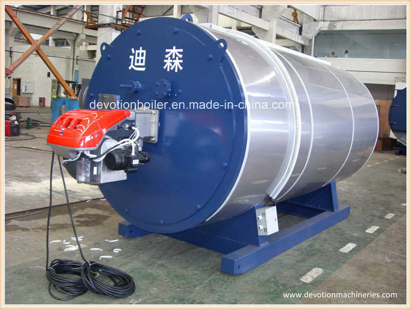 Standard 500 Kw Gas/Oil/Dual Fuel Thermal Oil Heater
