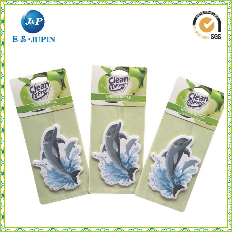 Promotion Eco-Friendly Car Perfume/Car Accessories/Car Air Freshener (JP-AR031)