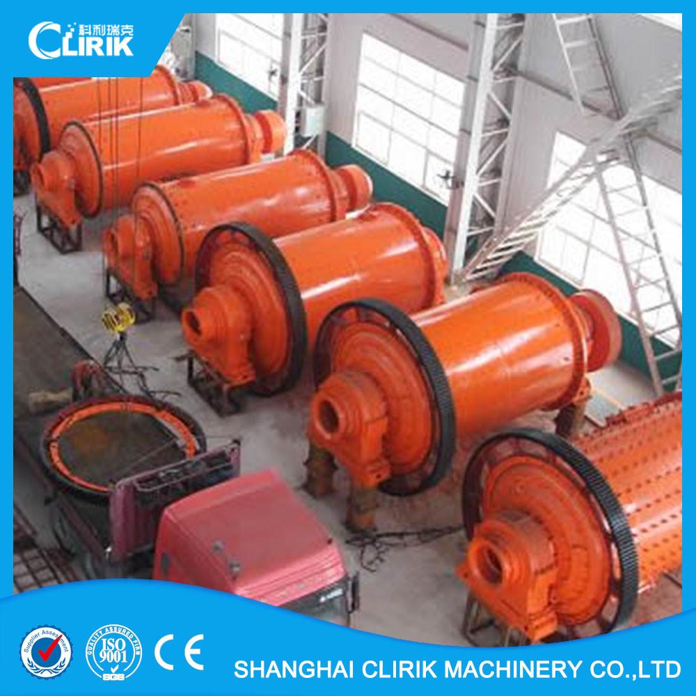 Large Capacity Professional Ball Mill Machine