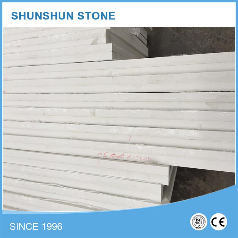 Artificial White Popular Quartz Stone for Kitchen Tops