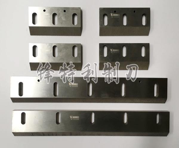 Plastic Crush Blade for Pelletizor and Granulator Solid Carbide Knife