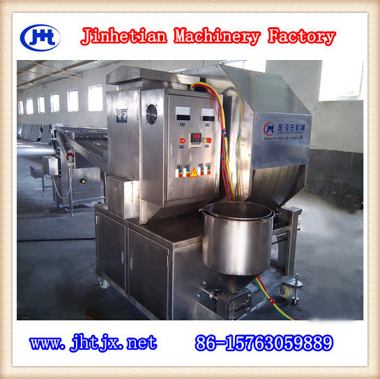 High Quality Commercial Automatic Spring Roll Wrapper Crepe Samosa Empanada Making Machine
