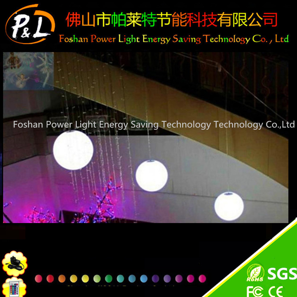 Pop Light RGB Bulb Modern LED Pendant Lamp