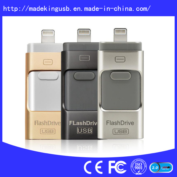 The New Multi-Function OTG USB Driver for iPhone and Mobile Phone