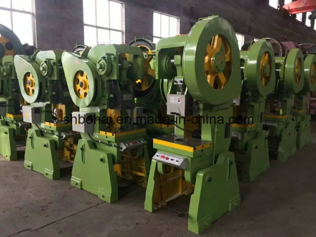 Jb23 Series 100t Power Press Machine Wih Mechanical Drive (J23-100T)