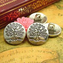 Wholesale Custom Round Metal Button