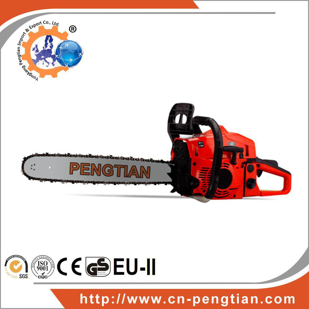 58cc Chinese Gasoline Powered Chainsaw CS5800