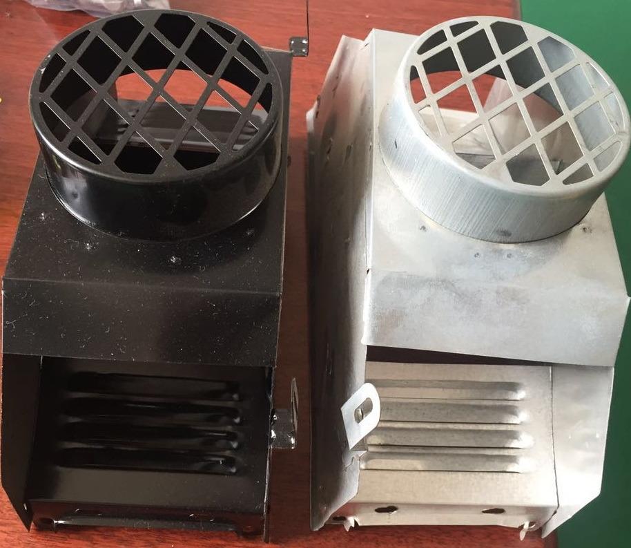 Flue Type Instant Gas Water Heater/Gas Geyser/Gas Boiler (SZ-RS-103)