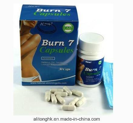 Top Sale Burn 7 Slimming Capsule Weight Loss Diet Pills