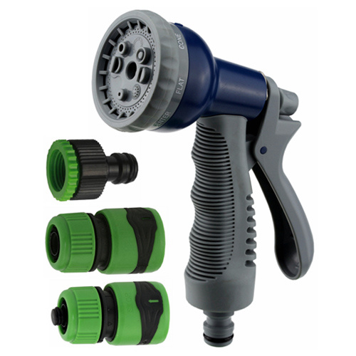 Garden Water Spray Gun for Car and Garden Washing