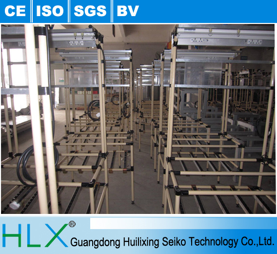Lean Pipe Racks System, Seamless Pipe Racks for Warehouse Storage