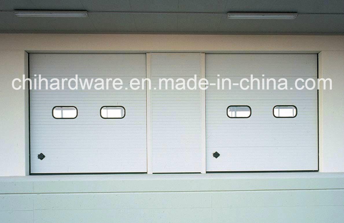 Sectionsectional Automatic Garage Door / CE Approved Garage Door Opener