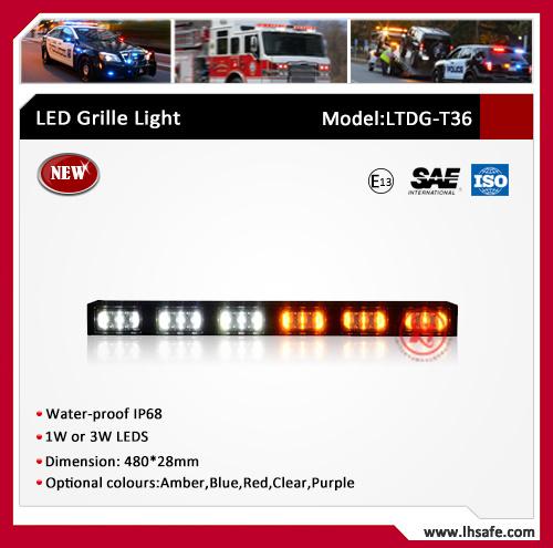 Super LED Traffic Advisor (LTDG-T34)