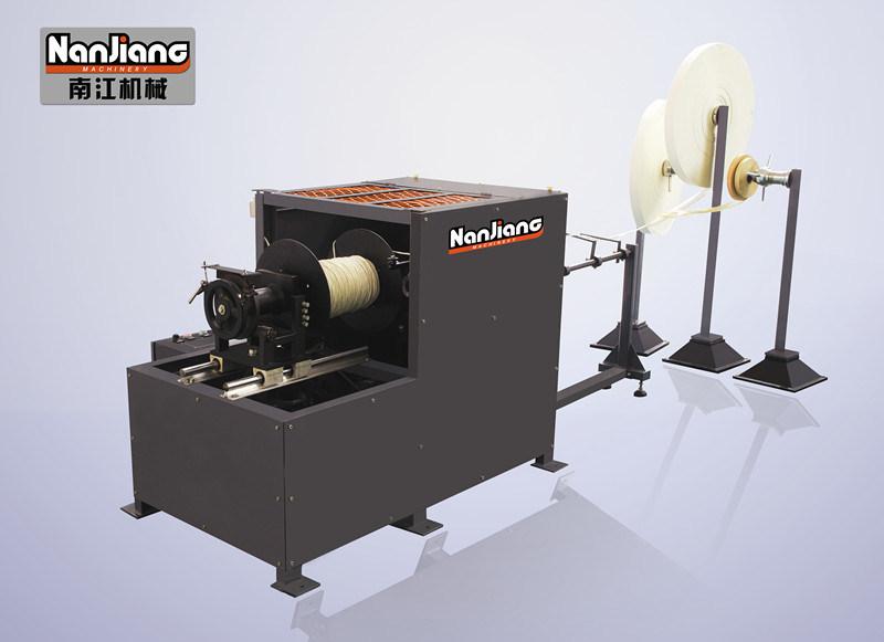 Paper Rope Making Machine (ZSL-400)