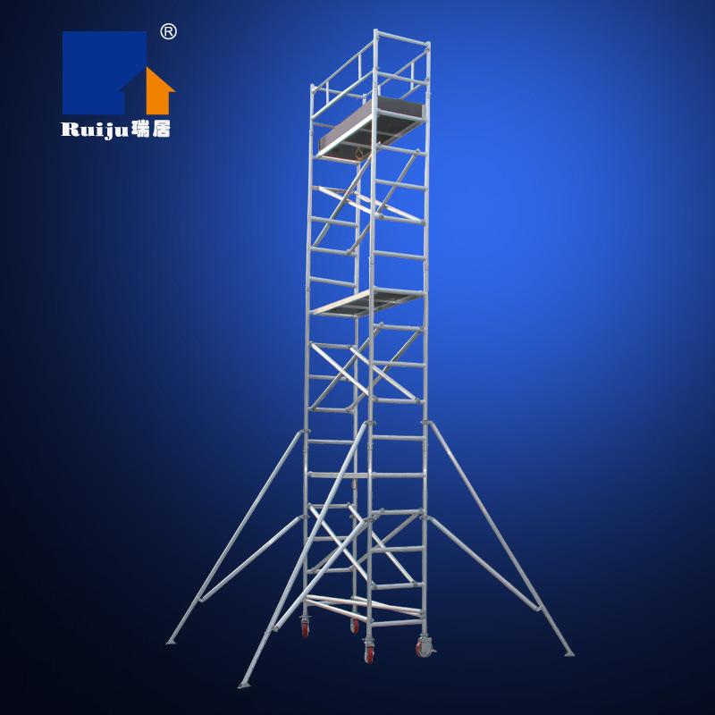 Single Width Scaffolding 6.2m